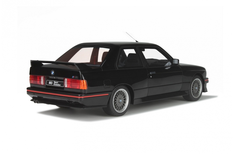 G023 Bmw M3 E30 Sport Evolution Ottomobile