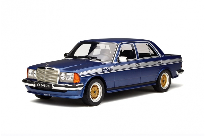 Ot221 Mercedes Benz W123 Amg Ottomobile
