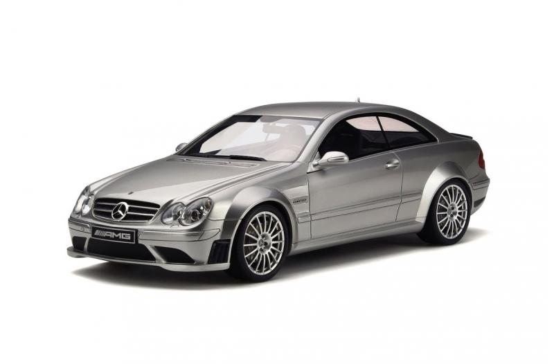 Ot227 mercedes benz clk 63 amg black series ottomobile for Mercedes benz clk63 amg black series