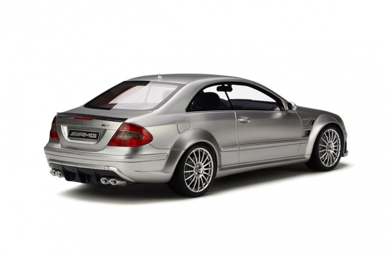 ot227 mercedes benz clk 63 amg black series ottomobile. Black Bedroom Furniture Sets. Home Design Ideas