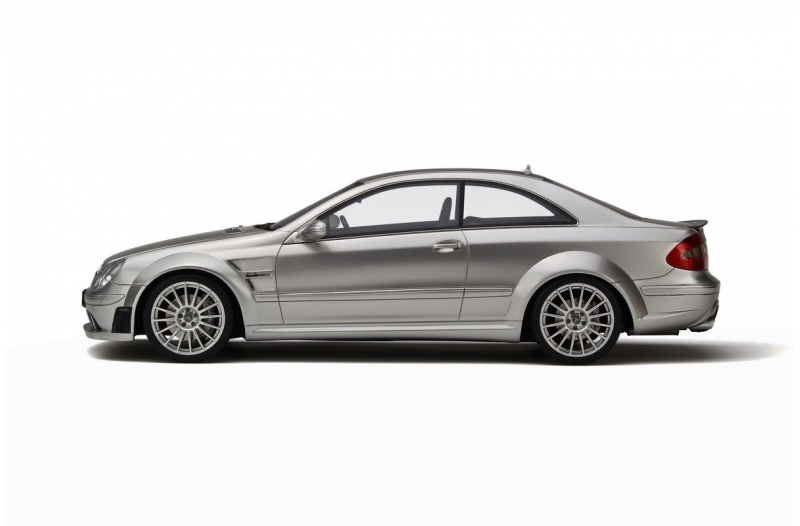 Ot227 mercedes benz clk 63 amg black series ottomobile for Mercedes benz clk black series