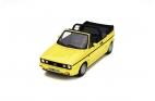 Volkswagen Golf Cabriolet Young Line
