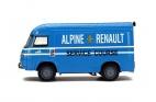 Saviem SB2 Assistance course Alpine