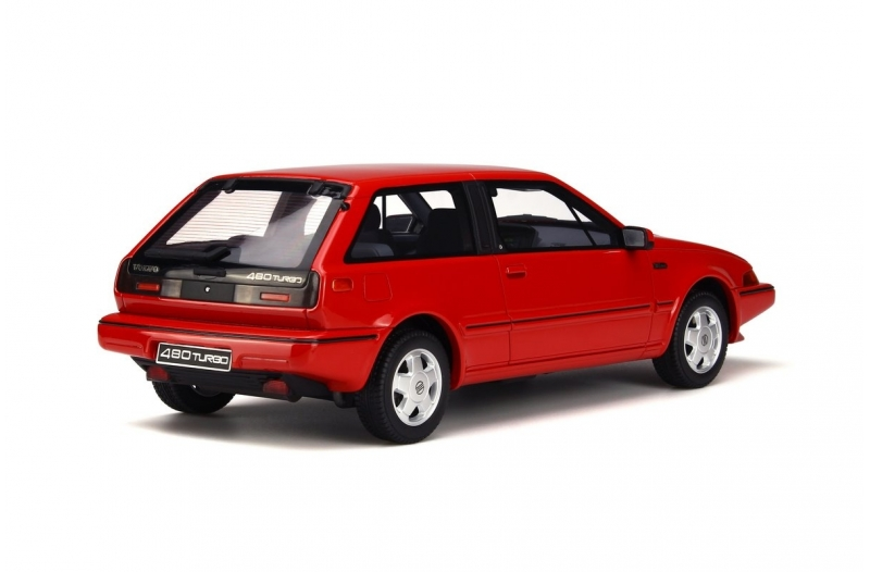 OT228 Volvo 480 Turbo - Ottomobile
