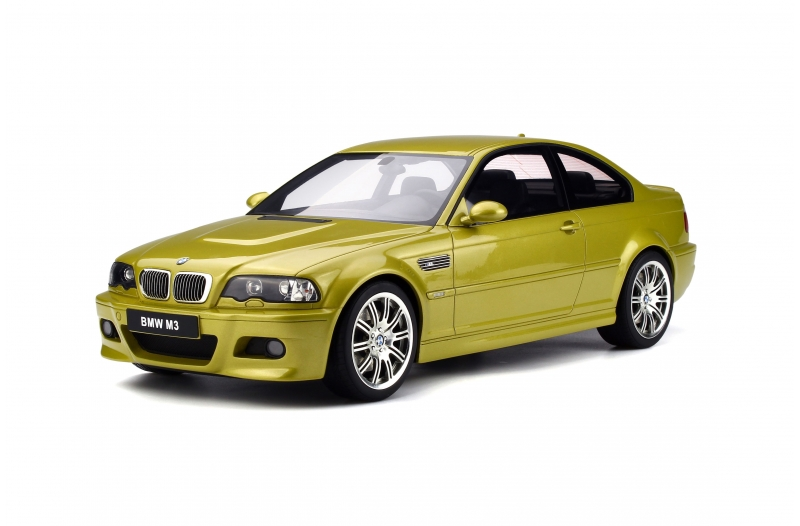 G025 Bmw M3 E46 Phoenix Yellow Ottomobile