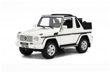 Mercedes-Benz Class G Cabriolet