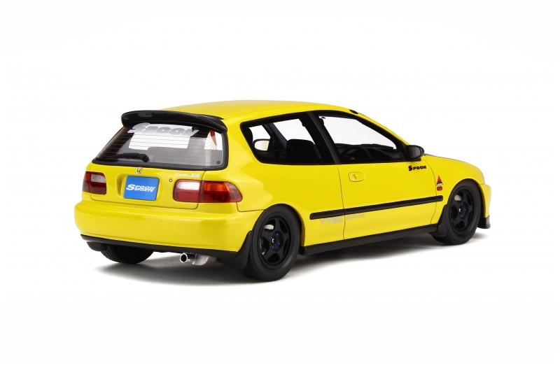 OT524 Honda Civic (EG6) SiR II SPOON - Ottomobile