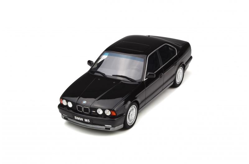 1:18 Otto BMW M5 E34 schwarz black Otto Mobile OT690 NEW