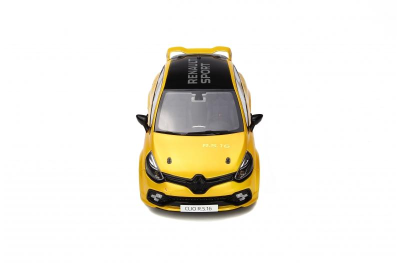 Ot629 Concept Car Clio Rs 16 Ottomobile