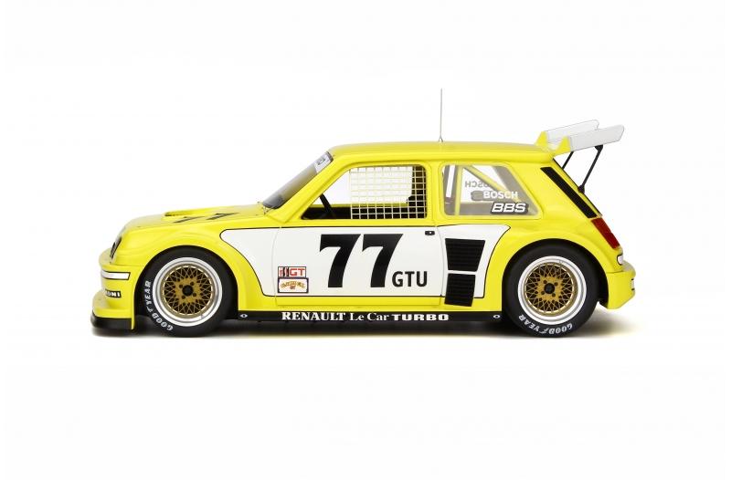 Renault Le Car Turbo Isma