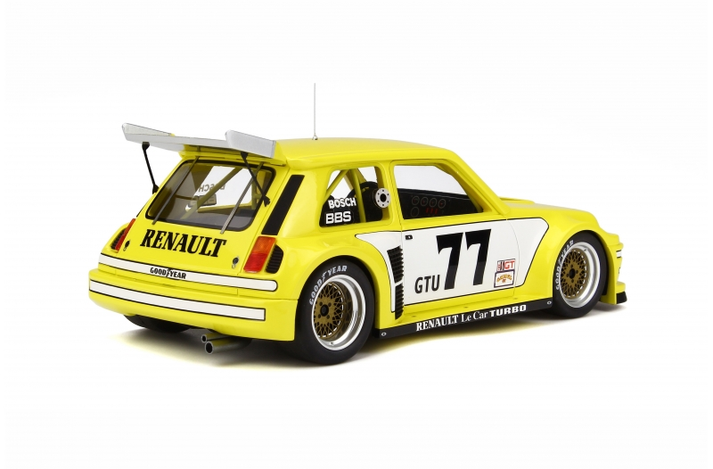Renault le car turbo