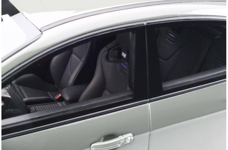 1:18 Otto Ford Focus RS Mk 3 stealth Grey Otto Mobile ot779 nuevo New