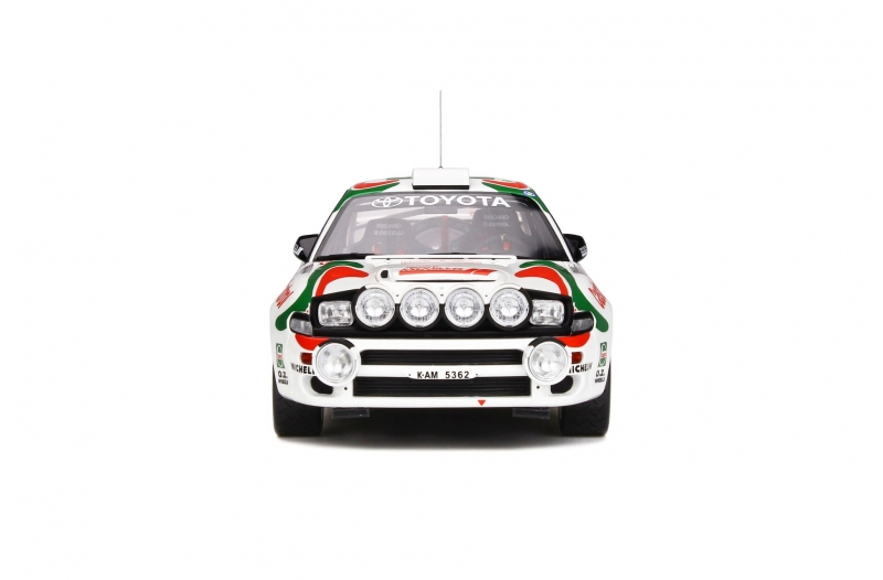 Toyota Celica 4WD ST185  Rallye Monte Carlo 1993  Auriol  1:18 OttOmobile OT 595