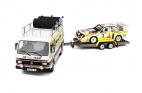 Pack Rallye Portugal Audi Team