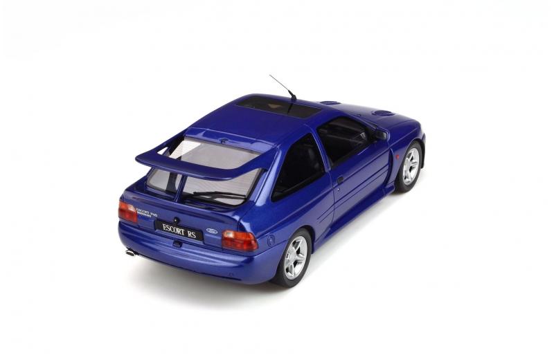 Ford Escort RS Cosworth Blue limitado 1.500 unidades Otto models ot791 1:18 nuevo