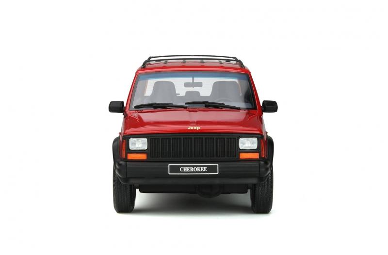 Jeep Cherokee 2.5 EFI OTTOMOBILE OTTO 1//18 NEUF NEW EN STOCK !!!!