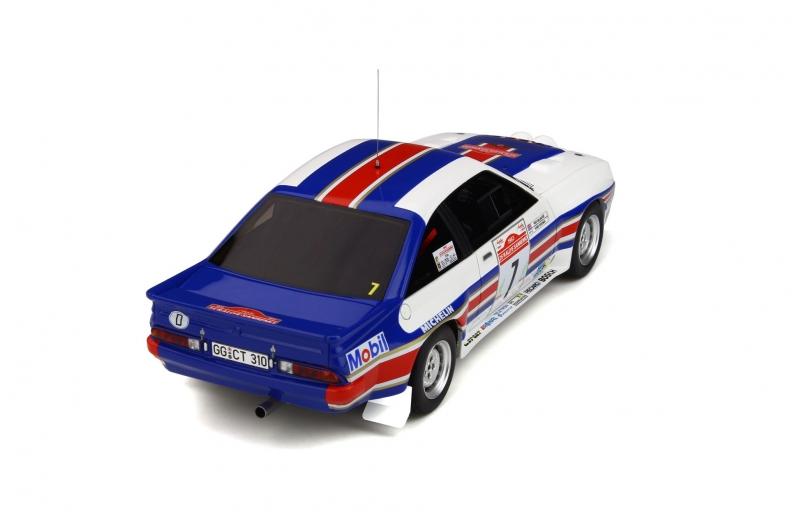 Opel Manta 400R Gr.B Rally San Remo #7 Toivonen • NEU • Otto OT761 • 1:18