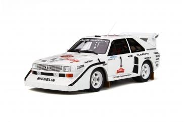 Audi Sport quattro S1 Olympus Rally