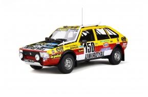 Renault 20 Turbo 4x4 - Paris-Dakar 1982
