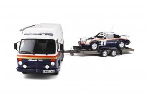 Pack Rallye 1000 Pistes 1984 - Porsche 911 SC RS