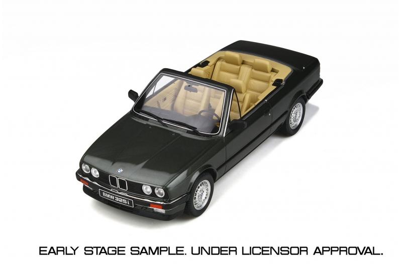 Ot572 Bmw E30 325i Convertible Ottomobile