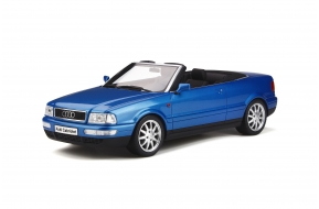 AUDI 80 CABRIOLET KINGFISHER BLUE