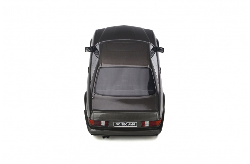 1977 Anthracite Grey 1//18 OT823 OTTOMOBILE Mercedes 560 SEC AMG C126