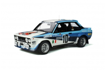 Fiat 131 Abarth RMC