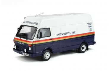 Volkswagen LT35 Rothmanns assistance
