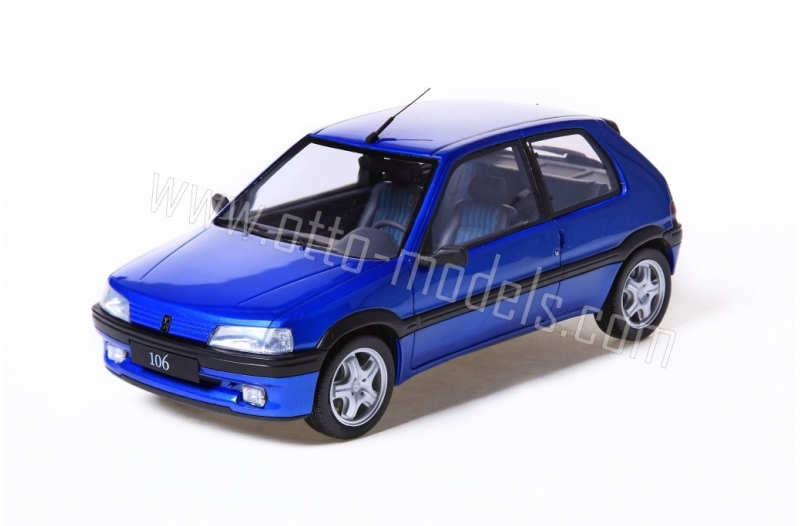 Ot013 peugeot 106 xsi ottomobile for Interieur 106 xsi