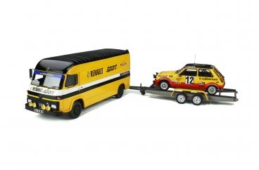 Pack Rallye Renault 5 Alpine Gr.2