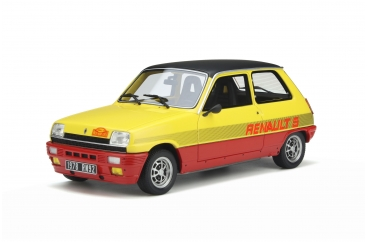 Renault 5 TS Monte Carlo