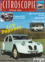 CITROSCOPIE N°52 MARCH APRIL
