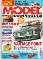 MODEL COLLECTOR MARCH