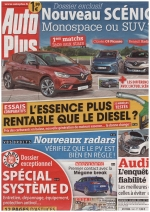 AUTO PLUS N°1441 VENDREDI 15 AVRIL 2016