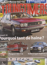 YOUGTIMERS N°63 MARCH