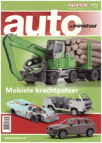 AUTO IN MINIATUUR APRIL 2016
