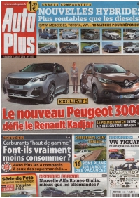 AUTO PLUS N°1453 FRIDAY 8 JULY 2016