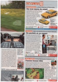 AUTO PLUS N°1465 FRIDAY 30 SEPTEMBER 2016