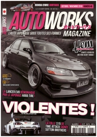 AUTOWORKS NUMBER 48 OCTOBER NOVEMBER 2016